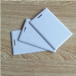 RFID Thick Clamshell Card 125KHz Writable Rewrite T5577 Proximity Access Card duplicator card