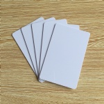 13.56MHZ ISO 14443A Blank White Printable MIFARE Classic® 1K chip nfc card,ic card,rfid card