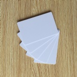 Blank ID cards - The Best PVC PLASTIC Credit Card thin CR80